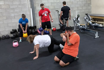 ForceFit Group Training
