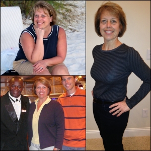 """""""At age 51, I decided it was time to get in shape. I had been on this road many times in the past, each trip unsuccessful. I would lose a mire 5 pounds, turn around and put it all (sometimes more) right back on again and repeat this same scenario many, many times over several years. This time was different.The workouts are challenging, motivating and fun. Force Barbell varies the workouts to work all areas, tweaking every move to get the most out of the exercises, pushing you to do more than you think you can do and always encouraging along the way."""